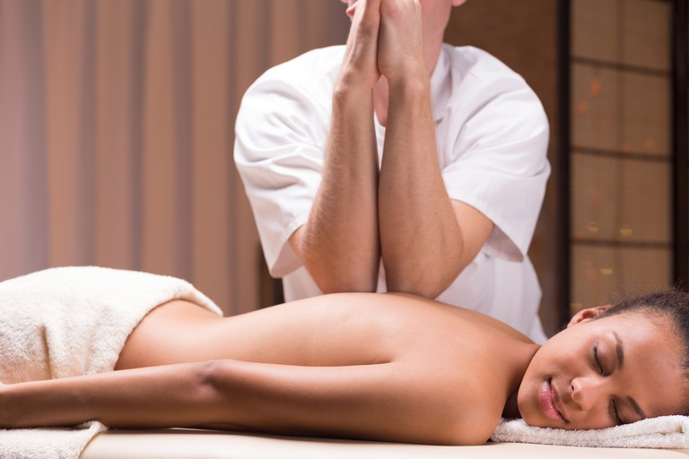 Confort Centre Quiromassatge offers deep-tissue massages