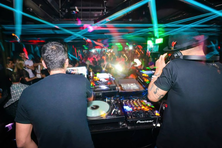 Volar is one of the top clubs in Lan Kwai Fong