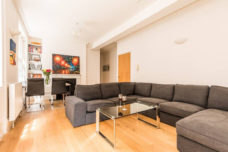 Two Bed Flat in the Heart of the City