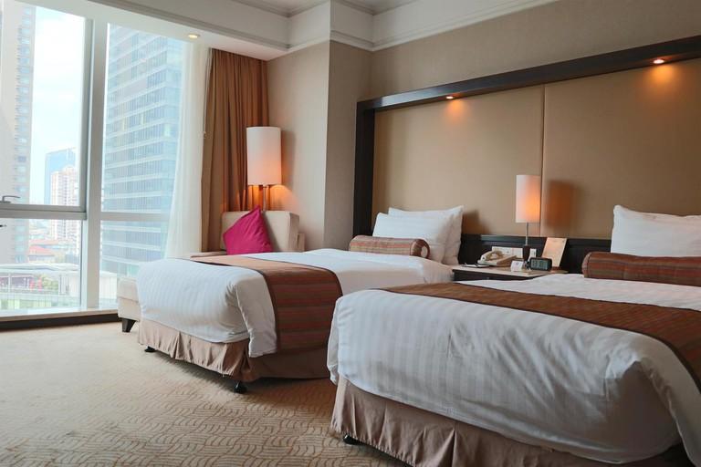 Howard Johnson Huaihuai Hotel, Shanghai
