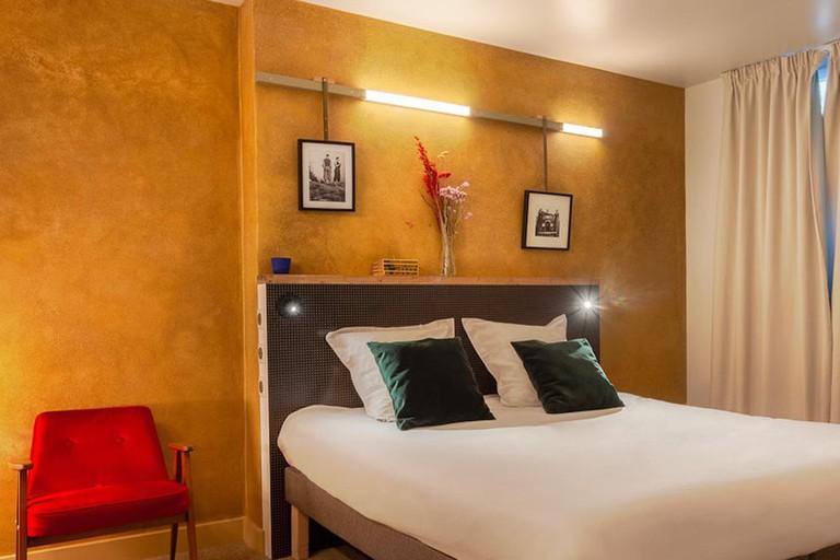Hotel La Nouvelle République, Paris