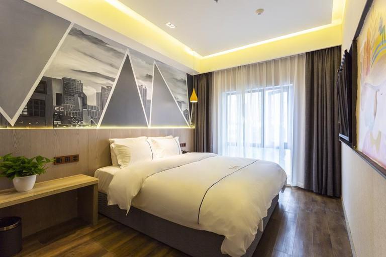 Jinglai Hotel, Xujiahui, Shanghai