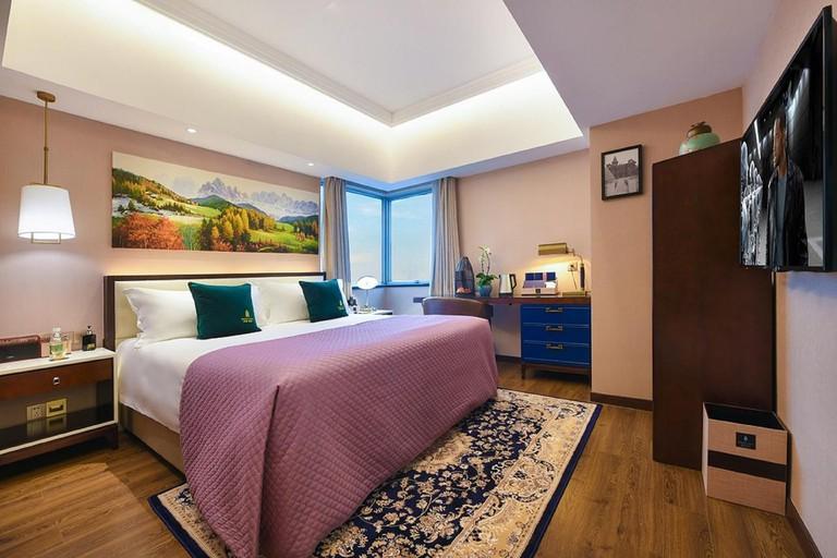 Lestie Hotel, Xujiahui, Shanghai