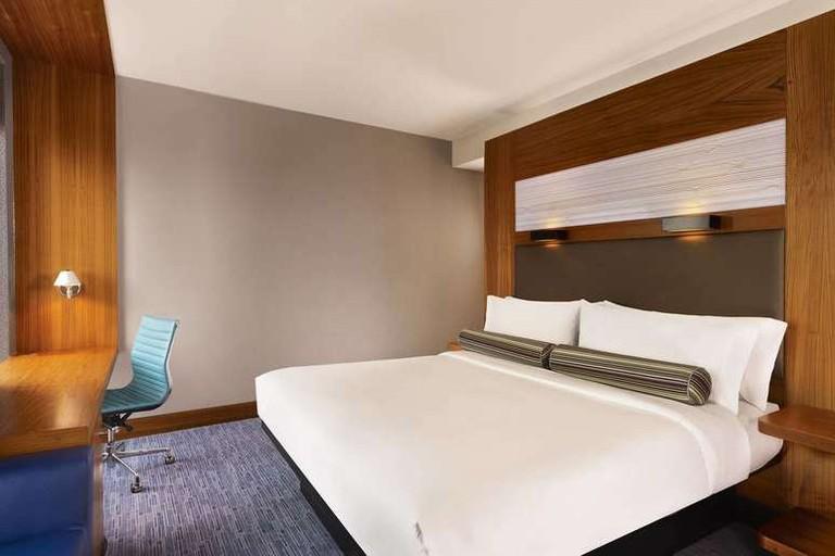 Suite at Aloft London ExCel