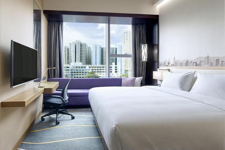 Hilton Garden Inn, Mongkok, Hong Kong