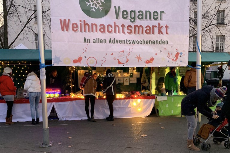 9 - Vegan Christmas Market