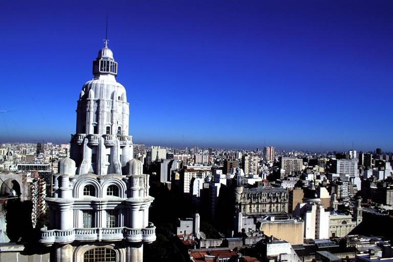 Argentina, Buenos Aires, Palacio Barolo