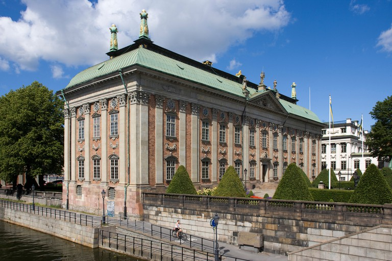 The Swedish House of Nobility, Stockholm