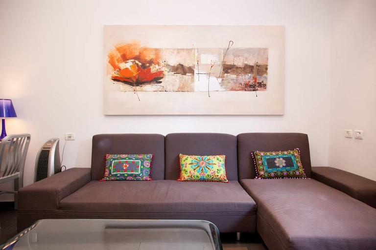 Florentin apartment