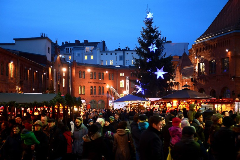 Berlin's many Christmas markets are as diverse as the city itself