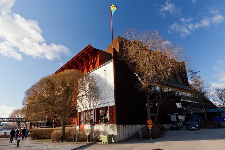 Vasamuseet (Vasa Museum), Stockholm, Sweden.
