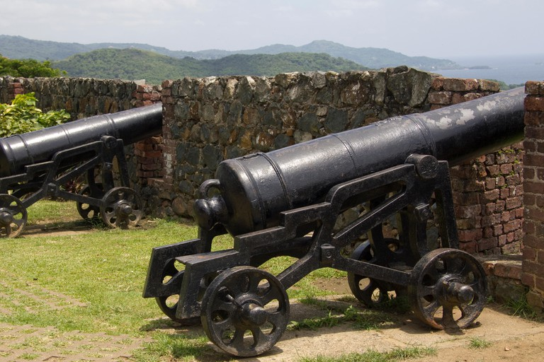 Fort King George Scarborough, Trinidad and Tobago