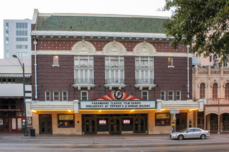 The Paramount Theater, Austin, Texas