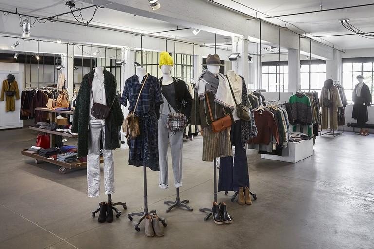 Merci is a favourite of Paris's fashionistas