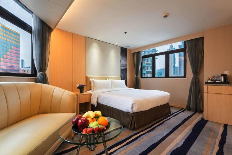Metropark Hotel Mongkok, Kowloon © Hotels.com