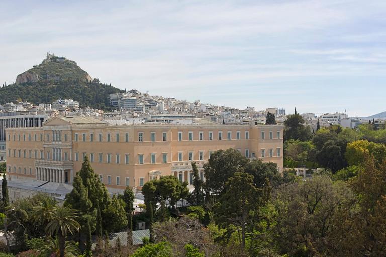 Hellenic Parliament, Athens