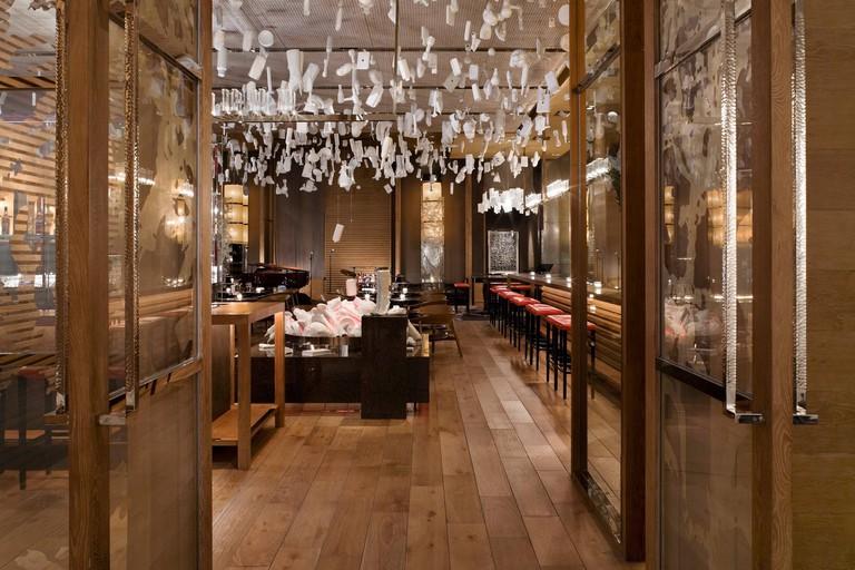 Bar at the Park Hyatt Shanghai