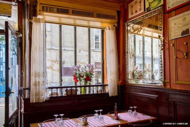 Le Polidor is a quaint traditional Parisian restaurant | Courtesy of Le Polidor