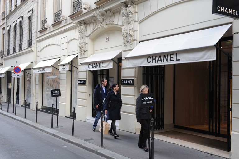 Coco Chanel bought her brand's headquarters at 31 Rue Cambon in 1918