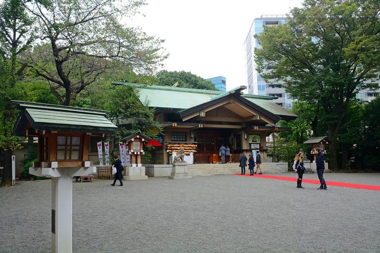 Tōgō Shrine, Harajuku