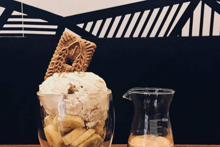 Cookie Butter Affogato