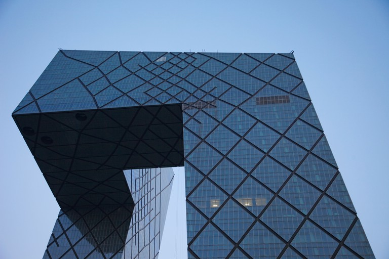 CCTV Headquarters, Chaoyang District, Beijing