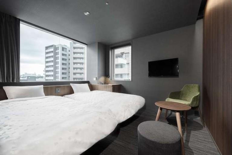 Hotel Comfact, Ueno, Tokyo