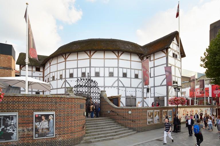 The Globe Theater in London