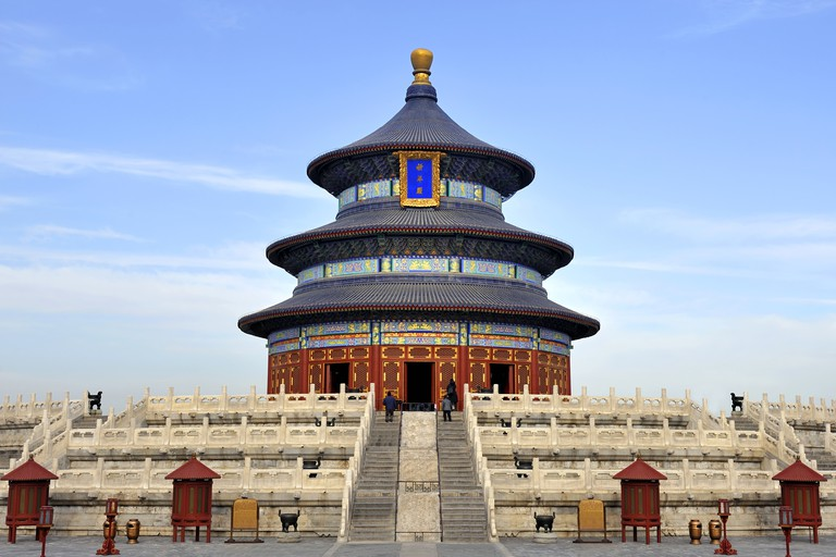 Temple of Heaven in Beijing,