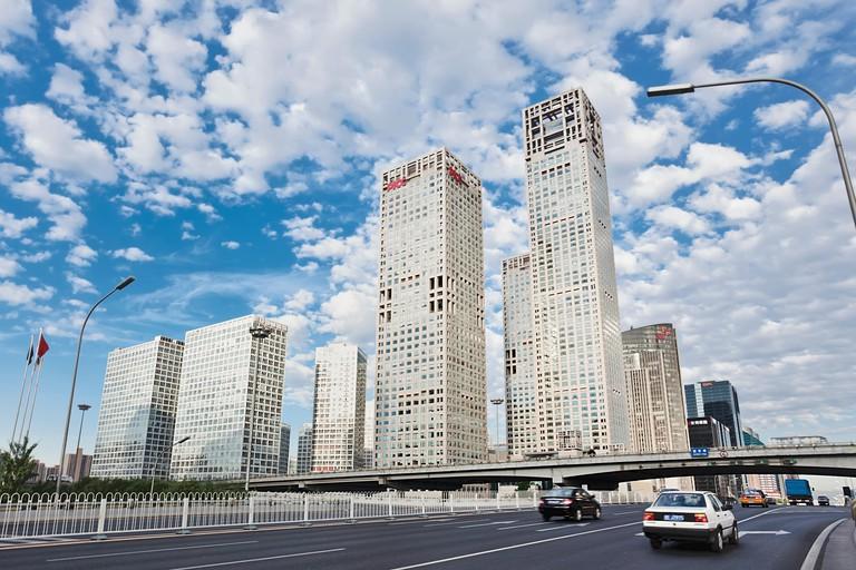 Beijing Yintai Centre, Beijing