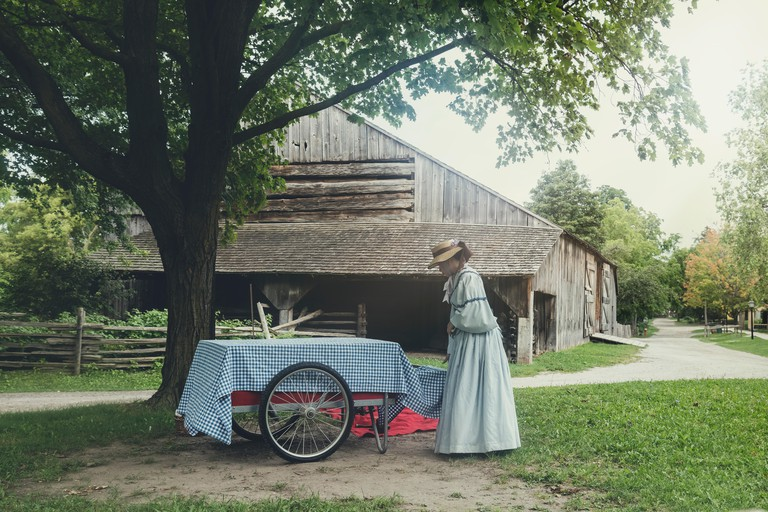 Black Creek Pioneer Village, Toronto, Ontario, Canada