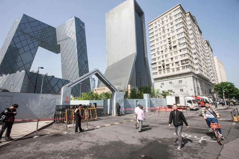 CCTV Headquarters, Chaoyang, Beijing