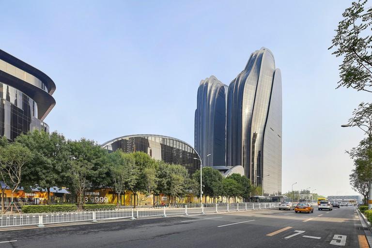 Chaoyang Park Plaza, Beijing