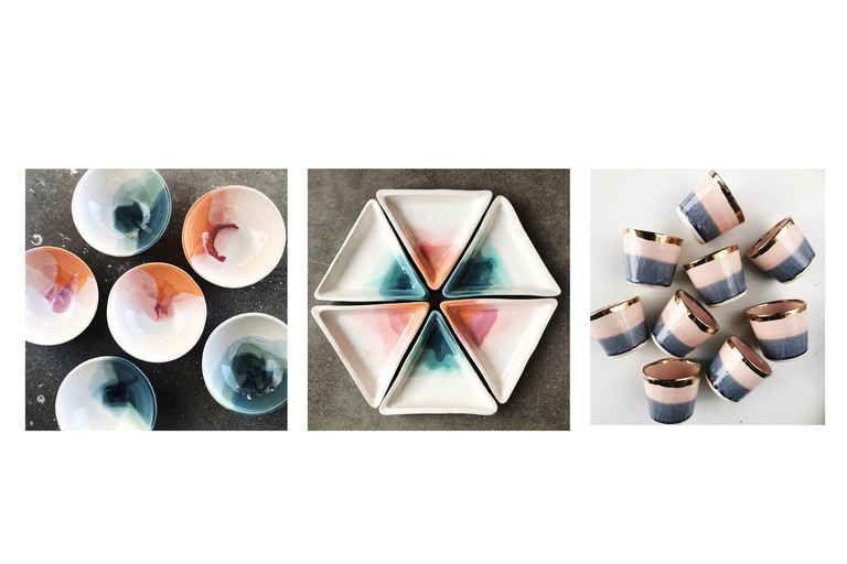 Designer, artist and creative director Kara Pendl created Austin-based Karacotta Ceramics with functionality in mind.