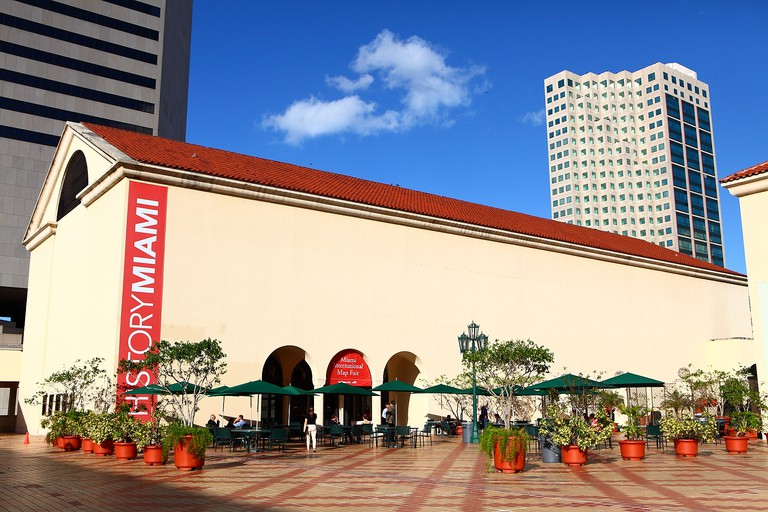 HistoryMiami Museum was founded in 1940