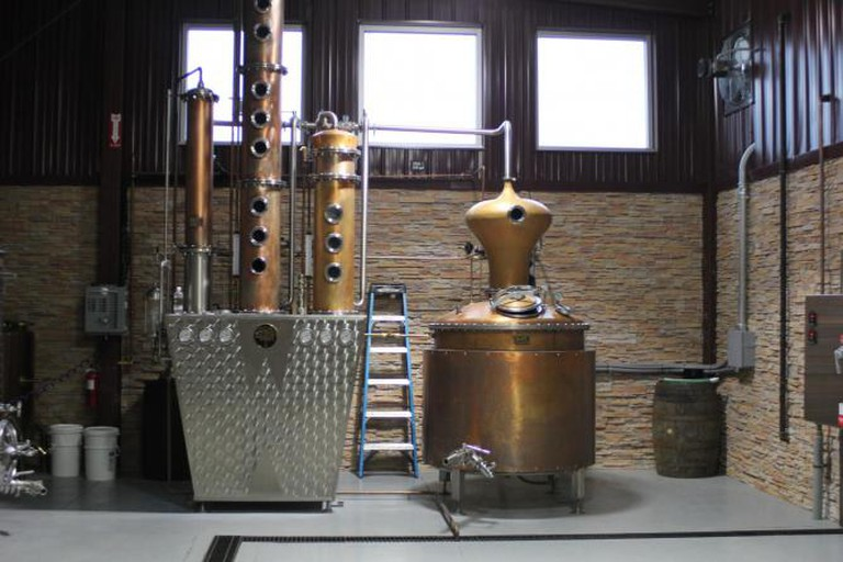 Courtesy of Wilderness Trail Distillery