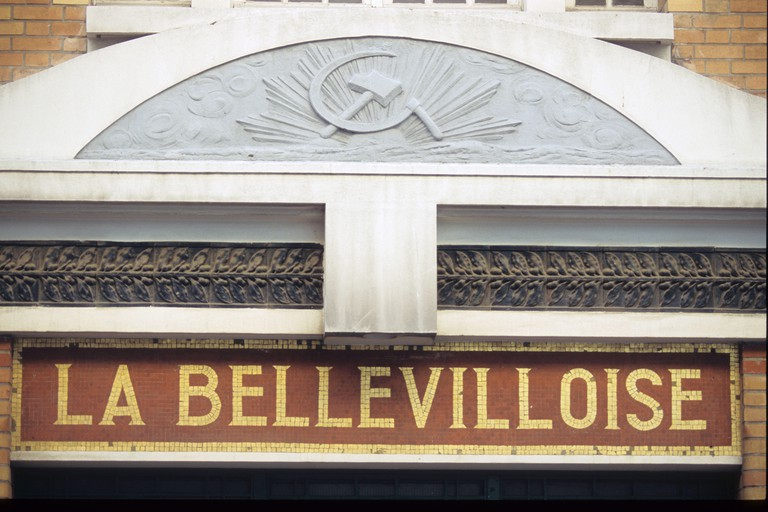 Belleville, Paris.