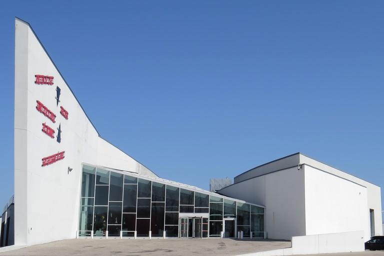 Arken Museum of Modern Art located in Denmark