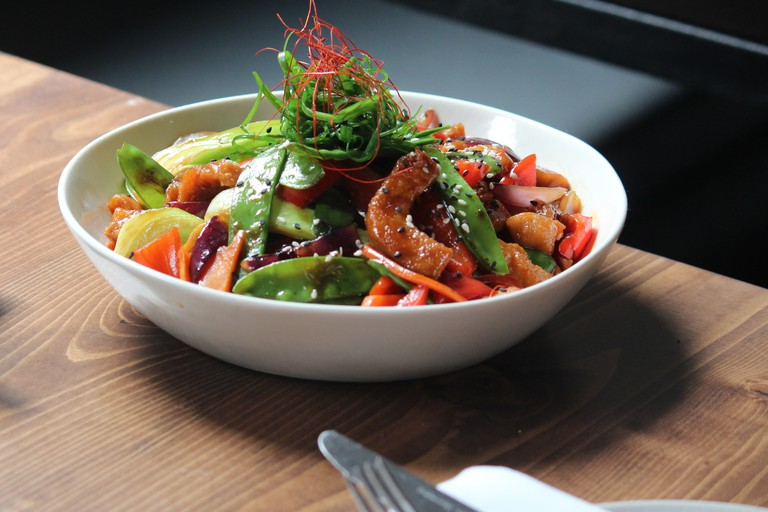 GK Bistronomie's forte is high-end Latin-Asian cuisine