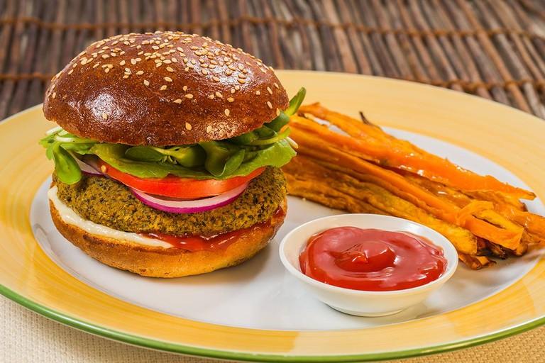 Nagila Vegan Restaurant, Jerusalem