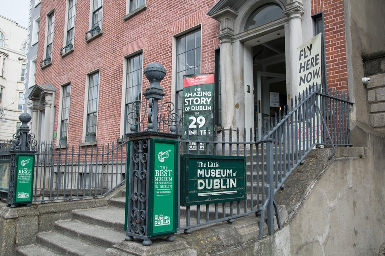Little Museum of Dublin, Ireland