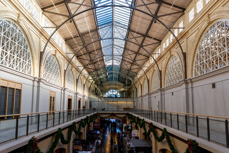 The Ferry Building Marketplace is a foodie's paradise