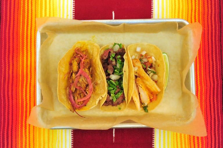 Taqueria el Mexicano serves classic, simple Mexican food