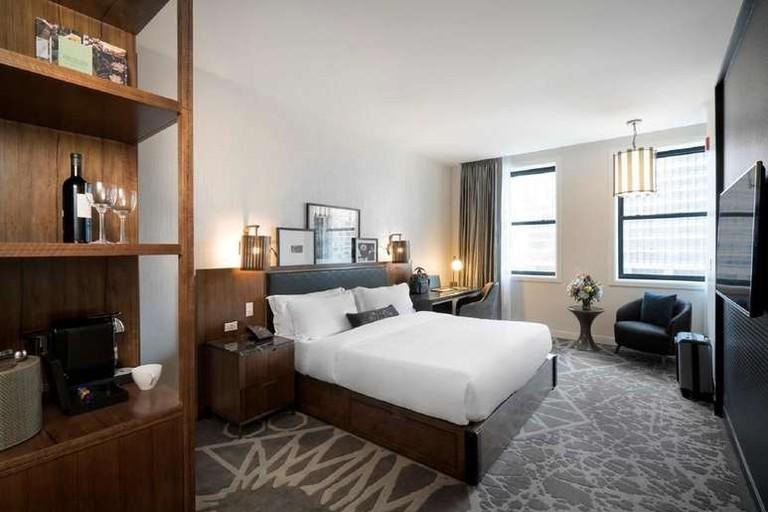 LondonHouse is a designated Chicago Landmark