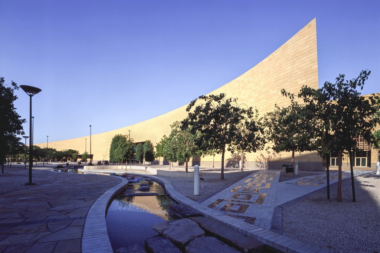 The National Museum of Saudi Arabia houses eight galleries
