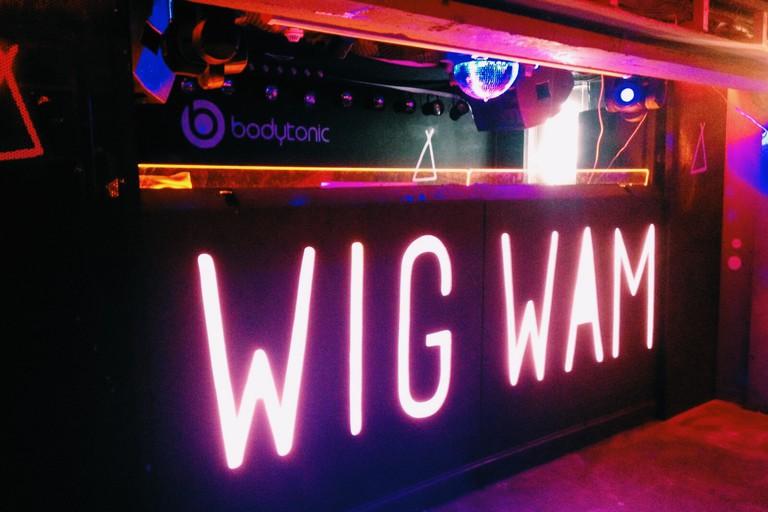 Wigwam, Dublin