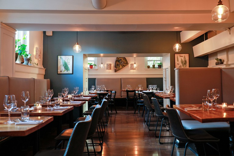 Forage offers a locally sourced, seasonal menu