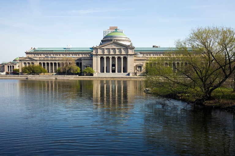 Museum of Science and Industry, Chicago, IL, USA.