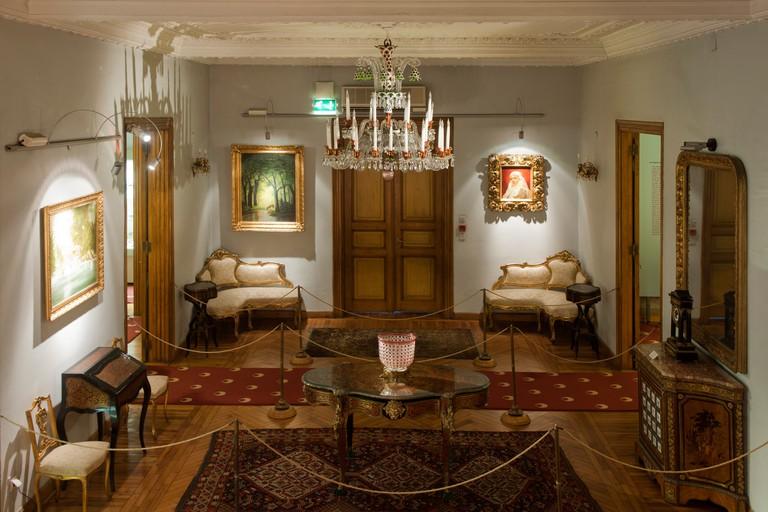 There are around 18,000 artefacts on display at the Sadberk Hanım Museum