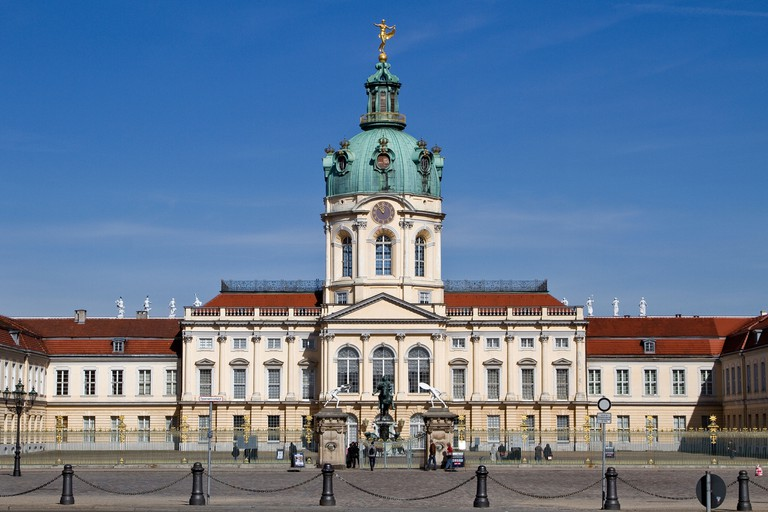 Schloss Charlottenburg was once a royal summer residence